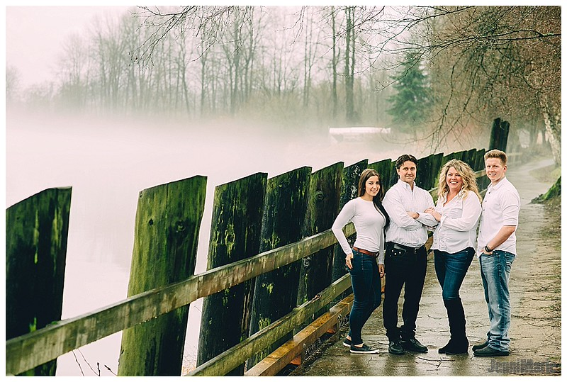 Fort Langley Family Photos